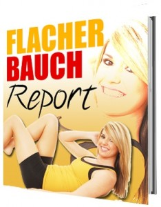 Flacher Bauch Report