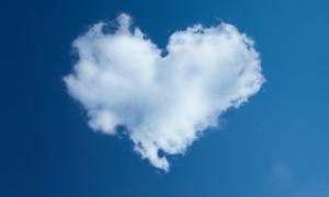 Wolken-Engel